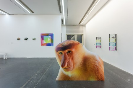 """Art Post-Internet"" at the Ullens Center for Contemporary Art (UCCA), Beijing. Image courtesy of UCCA."