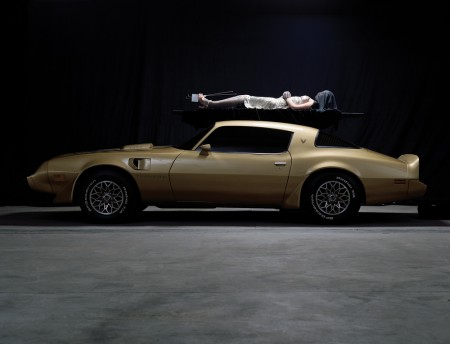 Matthew Barney and Jonathan Bepler, RIVER OF FUNDAMENT: REN, 2014, Production Still Photo: Chris Winge © Matthew Barney, Courtesy Gladstone Gallery, New York and Brussels.