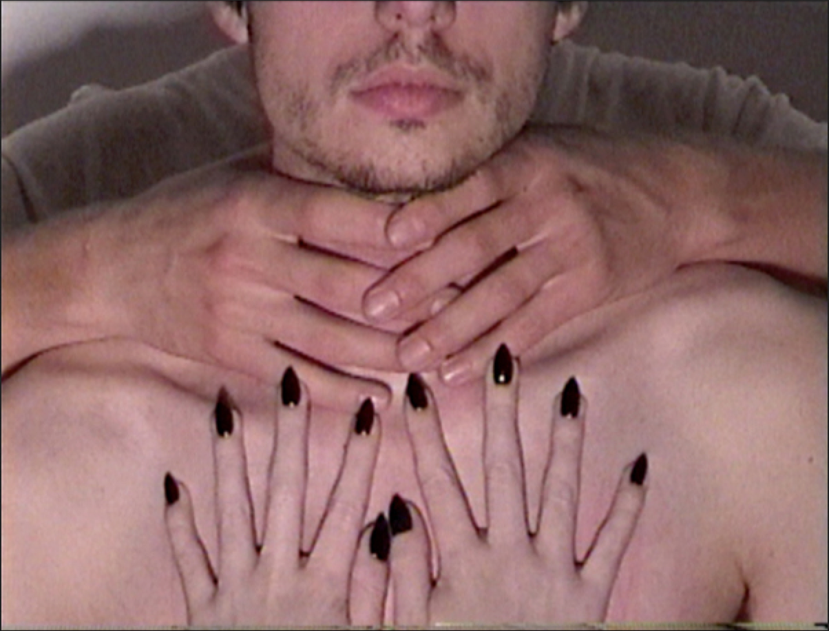 Aimee Goguen, Escape From Witch Mountain, video, 2:36, 2013.