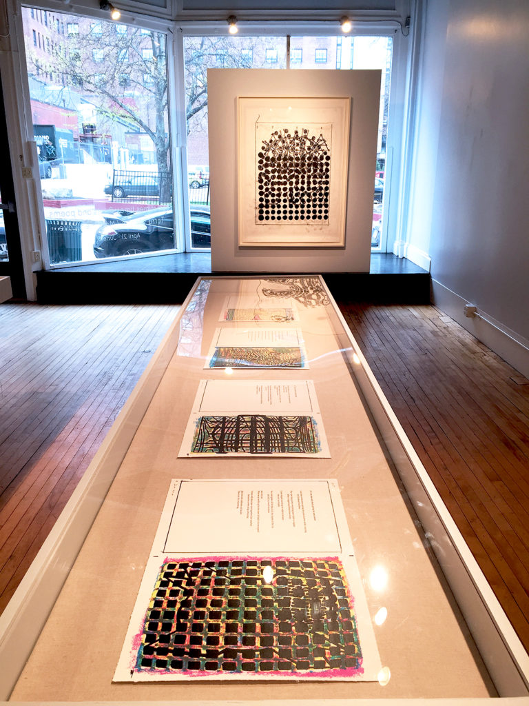 Installation view. Image courtesy Able Baker Contemporary.